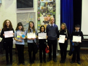St Piran's Day poster winners