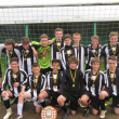 Congratulations to our U14 football team for becoming county champions!