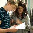 GCSE results day 2013