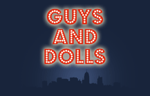 Guys and Dolls tickets now on sale