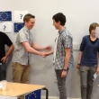 In or out? saltash.net students shake it all about