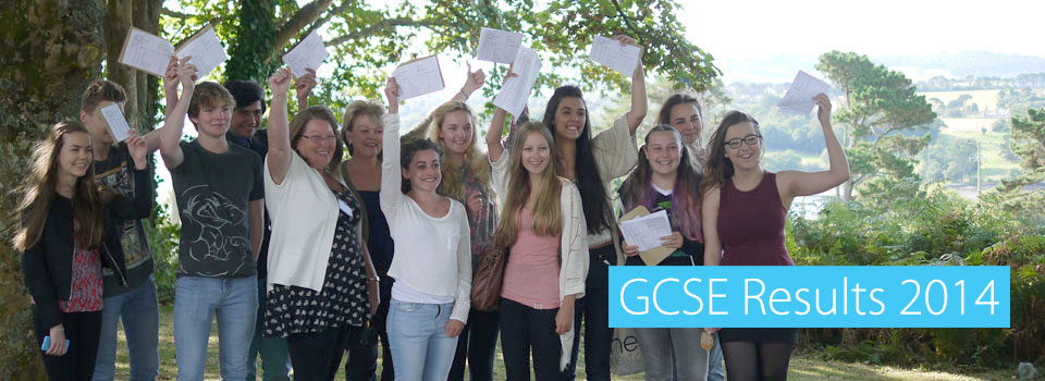 GCSE Results 2014