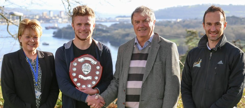 saltash.net crowns its Sports Personality for 2015-16