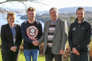 Ryan Winfield - Sports Personality of the Year