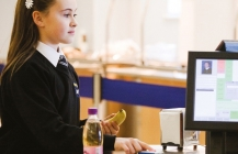 Cashless Catering system goes live on Monday 20th June