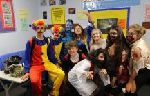 Year 11s' 'official' last day