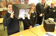 saltash.net students vote in mock referendum
