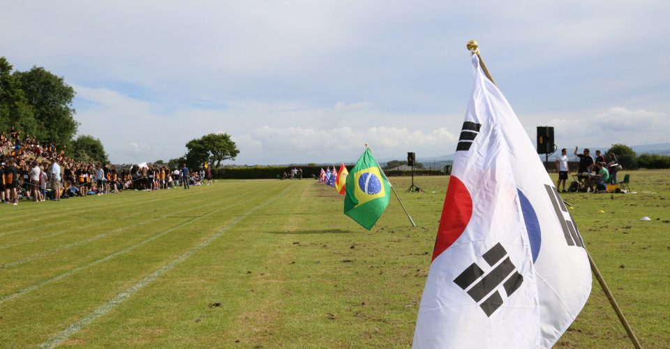 saltash.net's Olympic-themed Sports Day
