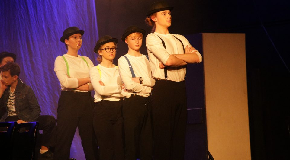 Billy Elliot at saltash.net