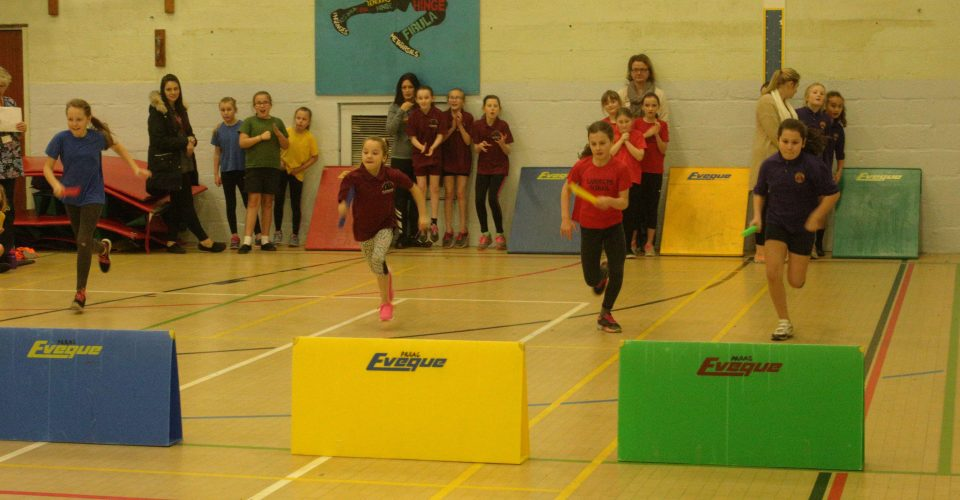 Students from across the Saltash area compete