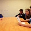 Students create the .net news for BBC School Report