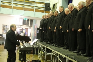 Phoenix Choir of Wales perform