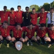 Saltash.net's under-18's make cup history