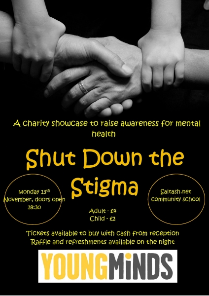Shut Down the Stigma