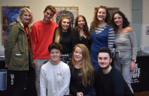Sixth Formers host 'Shut Down the Stigma' charity event