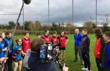 Year 11 students thrive with Exeter Chiefs in front of BBC cameras