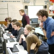 Year 12 Students Partner With Elixel Ltd. On App Development Workshops
