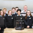 Cornwall Manufacturers Group donate 3D Printer to saltash.net