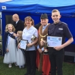 saltash.net students awarded at May Fair
