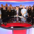 Year 7 students go behind the scenes at the BBC