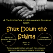 Shut Down the Stigma – a charity showcase