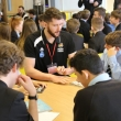 Raiders and Argyle stars inspire reading in saltash.net visit