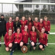 saltash.net under 16 girls claim County Cup once again