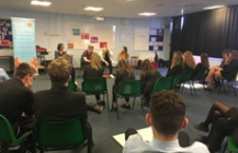 Saltash.net students take part in Compassionate Buddy Friends training