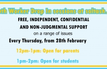 Youth Worker drop in sessions