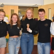 A wonderful set of A Level examination results!