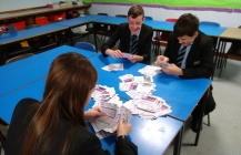 Saltash Students make their mark