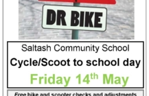 Dr Bike Day – 14th May 2021